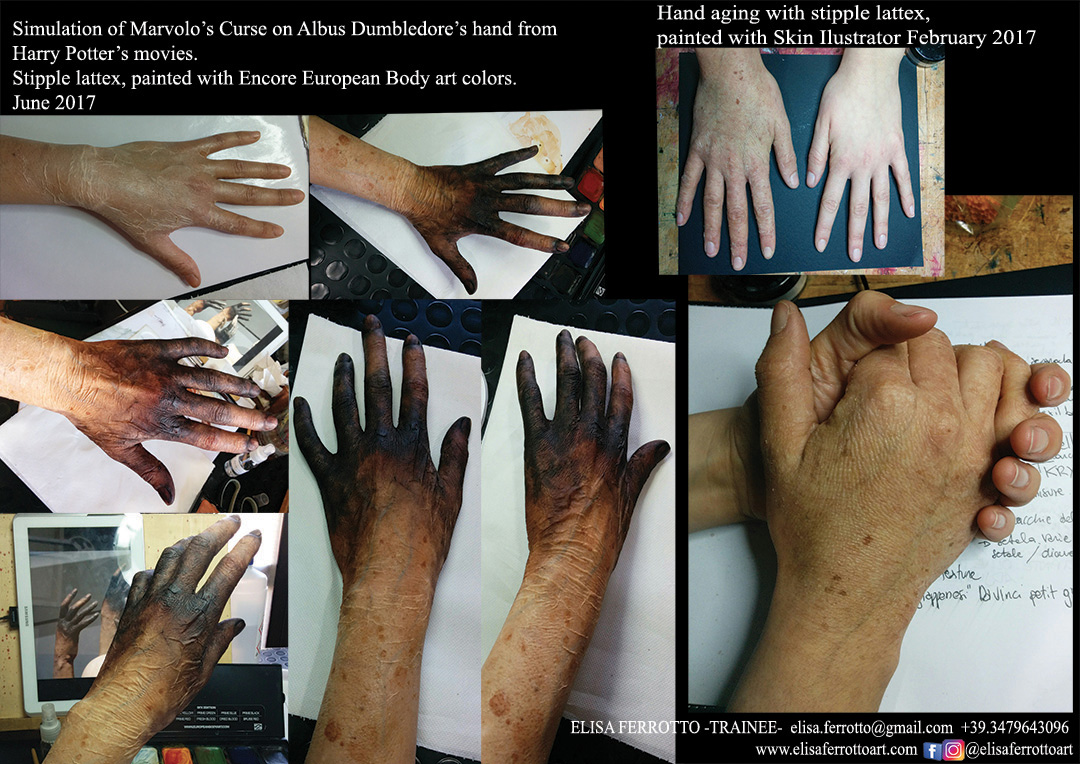 Hands effects